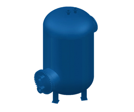 Hot Water Storage Heat Exchanger