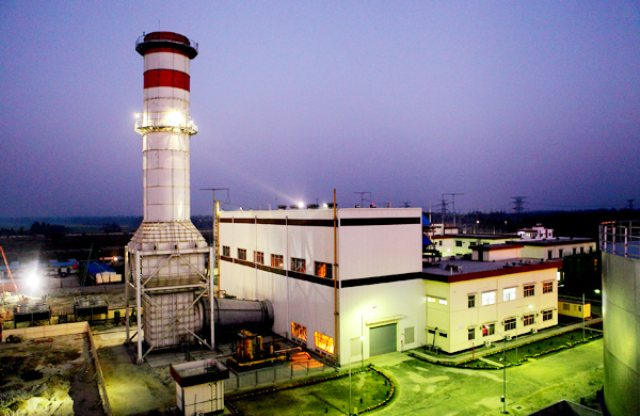 Gas - fired power plant in Bangladesh